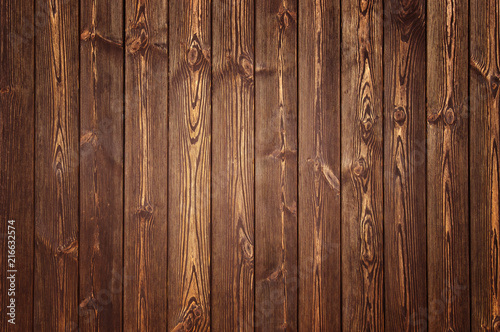 Wood old background . - 216632574