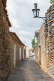 Old Street In The Village Of Monsaraz