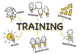 Strichfiguren Chart: Training - 216662999