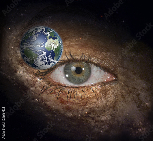 The eye of space - 216669528