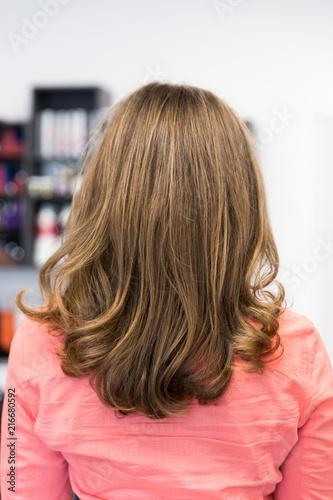 Canvas Kapsalon Blond