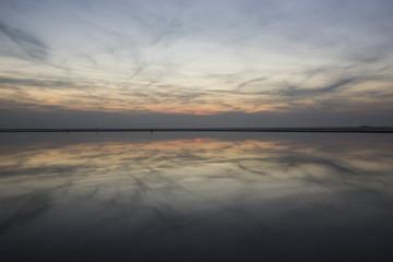 Marine Lake Reflection © David