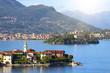 Leinwanddruck Bild - Lago Maggiore