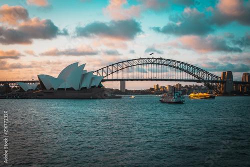 Canvas Sydney Street Photos