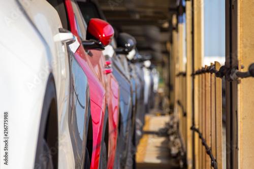 Autoverladung Cuxhaven