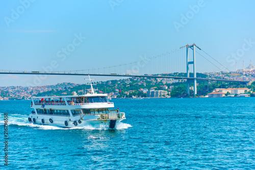 Obraz na płótnie Bosporus in Istanbul