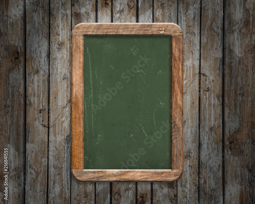 Old green background - 216841555