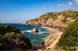 Quadro Sardinien Costa Paradiso