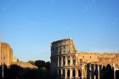 le Colisé a Rome