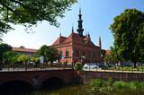 Gdańsk-stare miasto, Pomorze/Gdansk-the old town, Pomerania, Poland