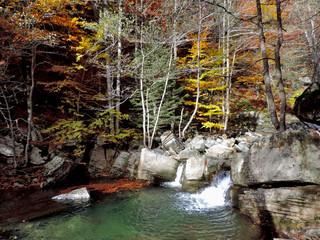 Waterfall in the Spring © Tugba