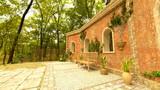 おしゃれな風景式庭園