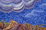 Fresco mosaic.Christian male monastery. .Tomashevka,Kiev region - 216922976