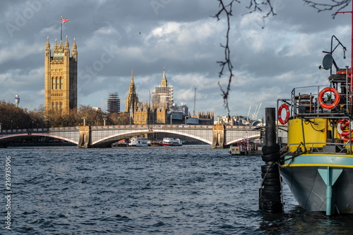 Foto Murales Palace of Westminster