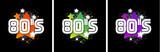 80's / The eighties - 216955119