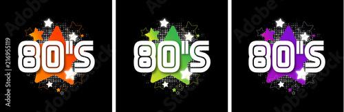 80's / The eighties