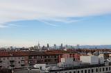 Paesaggio case di Milano