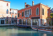 Quadro The beautiful places of Venice