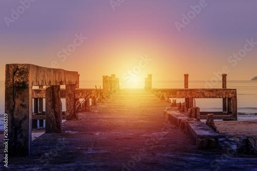 Aluminium Pier jetty
