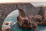 Old arch bridge in Ponta do Sol, Madeira