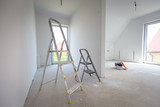 House interior at painting and renovation - 216996951