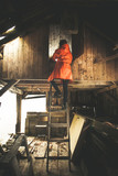 Discovering an abandoned sawmill in Norway - 217010507