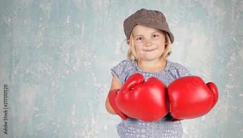 sich durch boxen