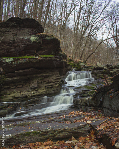 NJ Waterfall - 217019150