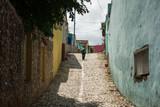 Dorfstrasse in Kuba