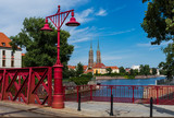 Breslau – Blick zum Dom