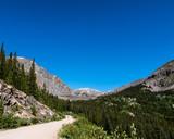 Road to McCullough Gulch Trail Breckenridge Colorado