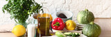 Healthy cooking background - 217089360
