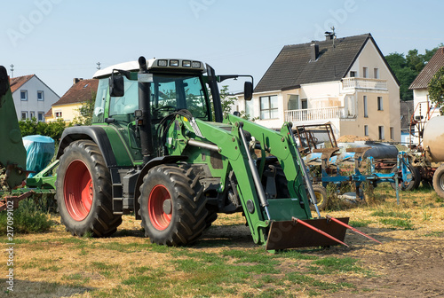Canvas Trekker Traktor