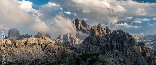Foto Murales Włochy, Dolomity