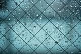 ガラスについた水滴 - 217103938