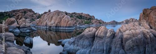 Reflections at Watson Lake - 217113958
