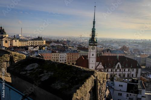 Foto Spatwand Stockholm Olomouc