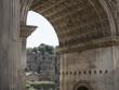 Quadro 24 april 2018, Forum Romanum, Fori romani, ancient site of antique city of Rome, in Rome near Palatino hill