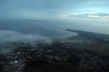View from the airliner of Kiev - Tallinn - 217128149
