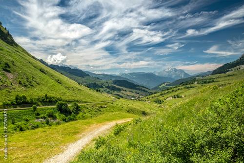 Alpejska droga Francja, Route des Grandes Alpes