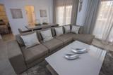 Interior design of luxury apartment living room - 217167356