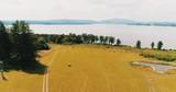 Beautiful Landscape with big Lake - 217173124