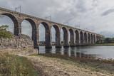 The Royal Border Bridge, Berwick Upon Tweed, England