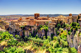 Cuenca cityscape, Castilla la Mancha, Spain