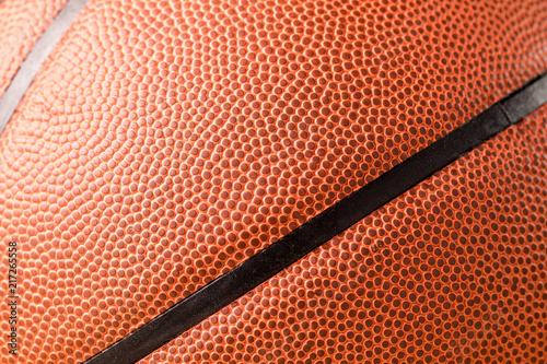 Foto Spatwand Basketbal Basketball skin texture