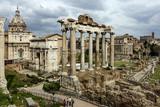 Rome. Forum