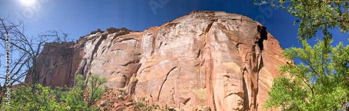 Canyon mountain beautiful colors