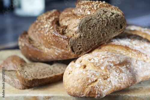 Foto Murales Bread