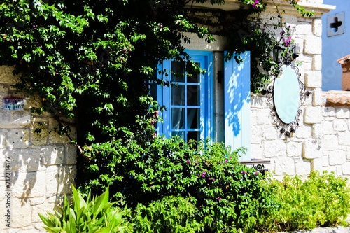 Foto Murales Alacati Cesme, İzmir, Turkey