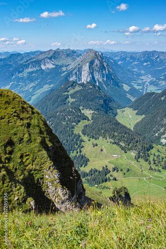 Canvas Pistache Alps Austria